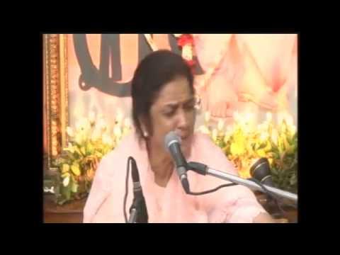 Shree Ram Sharnam: Amritvani by Pujya Maaji (Satsang)