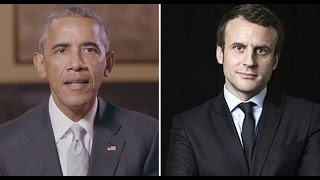 Obama Endorses Candidate In French Presidential Election