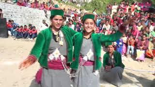 15 August 2017 Shrishti & Shivani With Mahila Mandal Kasrim Beautiful Dance {Bhaba}