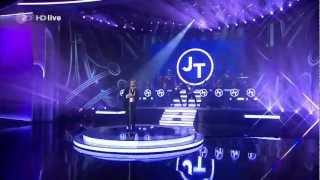 JT - Justin Timberlake - mirrors - ZDF HD HQ - Wetten dass...