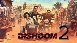 Dishoom 2 official trailer 2016