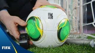 Goal-line technology put to the test