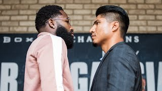 Adrien Broner vs. Mikey Garcia | Kickoff Press Conference