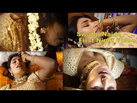 Xxx Mp4 Swathi Naidu First Night Video Leaked స్వాతి నాయుడు శోభనం వీడియో 3gp Sex