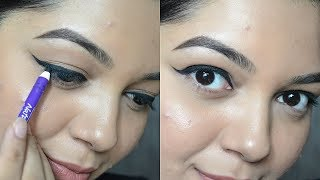 HOW TO APPLY EYELINER USING KOHL PENCIL | Beginner's Guide