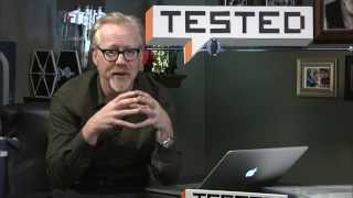 Adam Savage Answers: What's the Scariest Experience You've Had on Mythbusters?