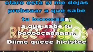 Ricos besos - Karaoke Karol G (Manfred Dj)