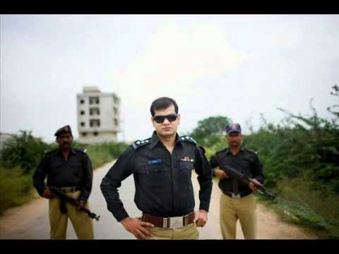 The Heroes of Sindh Police Created By Sindh Police Page At Facebook