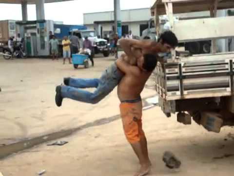 A briga mais comédia da História do Brasil kkkkk