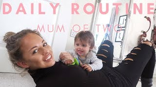 DAILY ROUTINE | MUM/MOM OF TWO | Lucy Jessica Carter