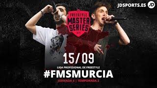 Freestyle Master Series 2018 - Murcia Jornada 4, Temporada 2