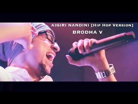 Xxx Mp4 AIGIRI NANDINI Hip Hop Version Brodha V LIVE In Bangalore 3gp Sex