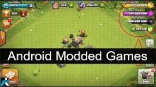 How TO GET MODDED OR HACKED GAMES ON ANDROID