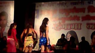 pawan singh stage show in sahebganj