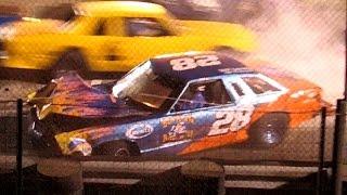 Sportsdrome Speedway Crashes 2004-2009