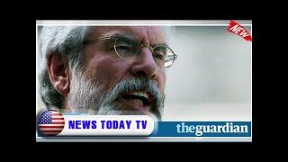Gerry adams to announce retirement as sinn féin president  NEWS TODAY TV