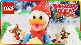 ♥ LEGO PlayDoh Donald Duck & Chip