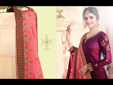 Xxx Mp4 Latest Salwar Suits Indian Collection 2018 Vinay Fashion Kaseesh Mumtaz 3gp Sex