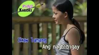 WILLY GARTE - IKAW LAMANG 1980'S FILIPINO VIDEOKE KARAOKE