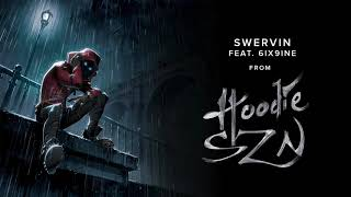 Download A Boogie Wit Da Hoodie - Swervin feat. 6ix9ine [Official Audio]