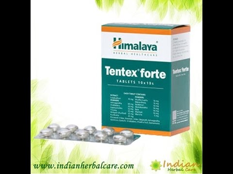 Himalaya Tentex Forte - 100 Tablets