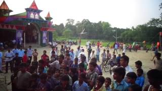 new maithili songs by drambeer jha (pursoulia durga pooja)