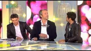 Jamel Debouzze insulte Jean Michel Maire