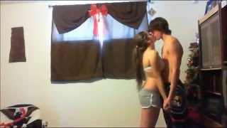 cute couple awesome kissing scene ever