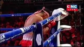 Chut Sereyvanthorng vs Phet Moha (Thai) CNC Khmer boxing 02/12/2018