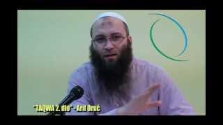 Predavanje Arif Oruč - Bogobojaznost Taqwa 2. dio.mp4