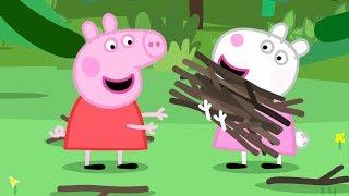 Peppa Pig Français | 3 Épisodes | Vive le Camping | Dessin Animé Pour Enfant #PPFR2018