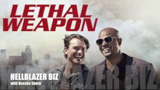 Episode 71: Exclusive Lethal Weapon Interview with Keesha Sharp