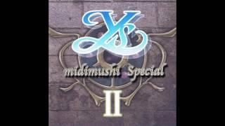 Ys MIDImushi Special II - Mask of the Sun (Ys IV SFC)