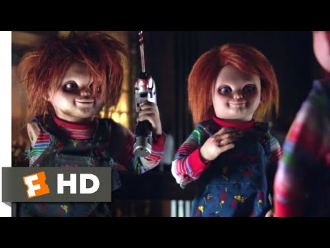 Xxx Mp4 Cult Of Chucky 2017 Welcome To The Cult Scene 7 10 Movieclips 3gp Sex