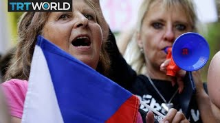 Will the Czech prime minister be forced out of office?