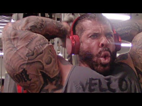 6 Arm Exercises You ve Never Done w Rich Piana