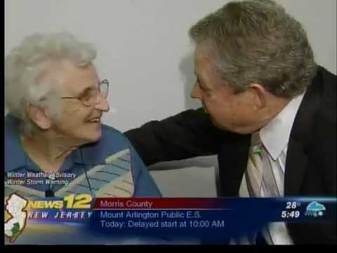 Cochlear implant restores hearing to 99-year-old woman