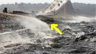 حقيقة اعصار ايرما التي شغلت العالم، مشاهد حقيقية ونادرة قد تراه للمرة الاولى