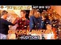 "Michael Ketterer Simon's GOLDEN BUZZER ""To Love Somebody""  America's Got Talent 2018 Auditions AGT"