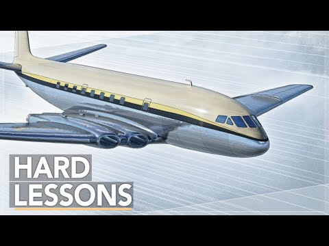 Xxx Mp4 Why You Wouldn T Want To Fly The First Jet Airliner De Havilland Comet Story 3gp Sex