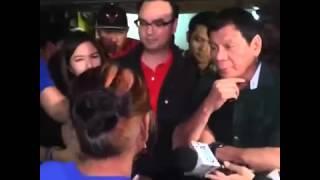 Duterte - Cayetano visits TONDO Manila 2