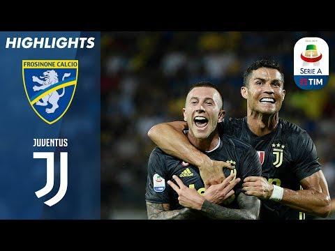 Xxx Mp4 Frosinone 0 2 Juventus Late Ronaldo And Bernardeschi Juve Goals In Fifth Straight Win Serie A 3gp Sex