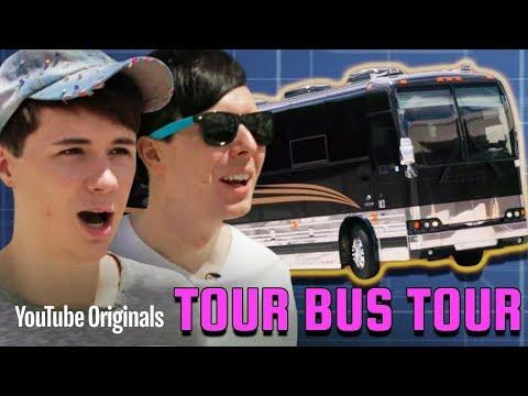 Dan and Phil's Tour Bus Tour Bonus