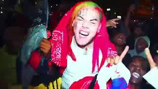 Bloods & Crips Unite In Brooklyn Via Tekashi69's 'Xan Man/Kooda' Music Video Preview