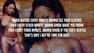 Foxy Brown - Big Bad Mama (feat. Dru Hill) [Lyrics - Video]