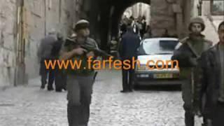 فضيحة الجيش الاسرائيلي في القدس