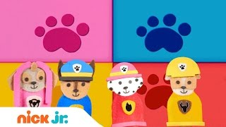 PAW Patrol | Pup Pup Boogie w/ the Pinkie Pals Crafts | Nick Jr.