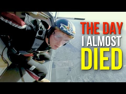 THE DAY I SHOULD HAVE DIED Skydiving Accident