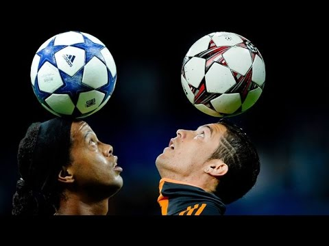 Xxx Mp4 Cristiano Ronaldo Vs Ronaldinho ● Freestyle ● Crazy Tricks 3gp Sex