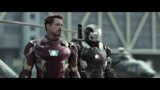 Captain America: Civil War | Official Hindi Trailer | In Cinemas May 6